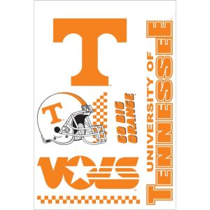 Tennessee Volunteers Decals 5ct