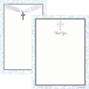 Printable Religious Invitations & Thank You Notes for 20