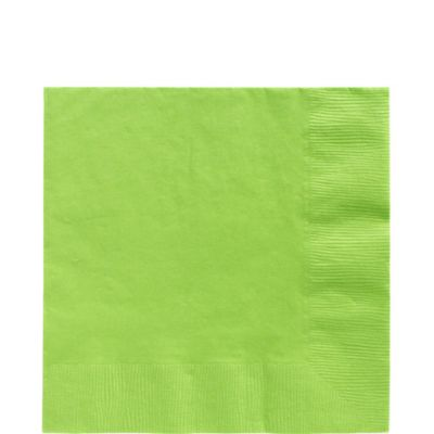Kiwi Lunch Napkins 125ct