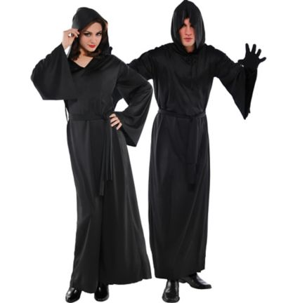 Adult Nylon Horror Robe