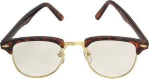 Tortoise Shell Mr. 50 Eyeglasses