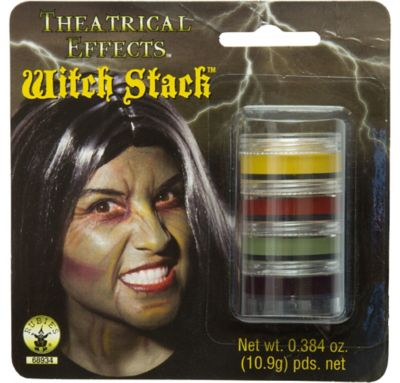 Witch Makeup Stack