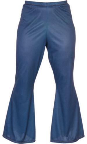 Adult Blue Bell Bottom Jeans