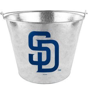 San Diego Padres Galvanized Bucket