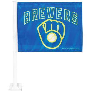 Milwaukee Brewers Car Flag