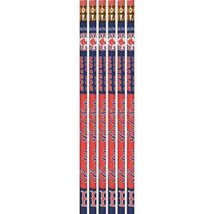 Boston Red Sox Pencils 6ct