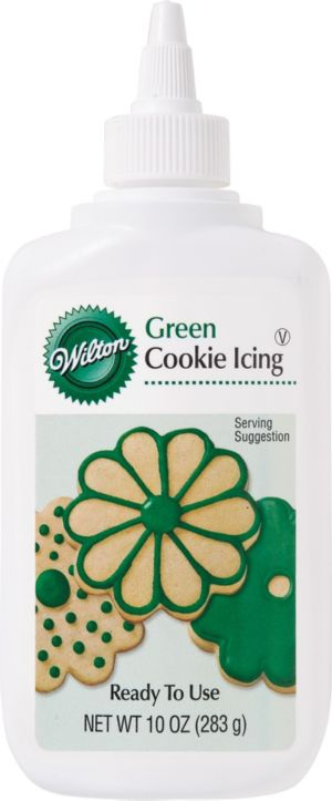 Green Cookie Icing 10oz