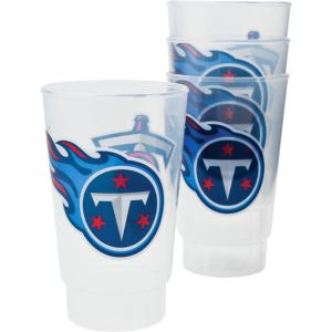 Tennessee Titans Tumblers 4ct