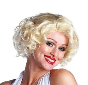 Starlet Premium Retro Curls Sunny Blonde Wig