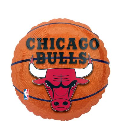 Chicago Bulls Balloon - Basketball