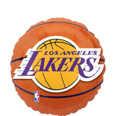 Los Angeles Lakers Balloon - Basketball