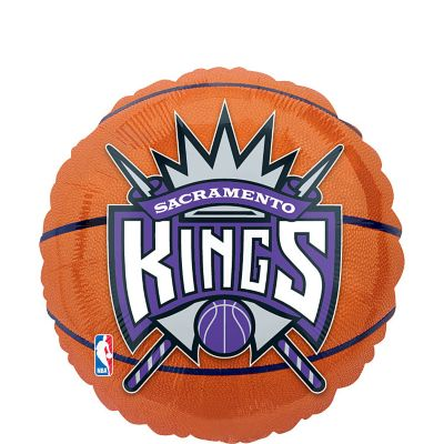 Sacramento Kings Balloon - Basketball