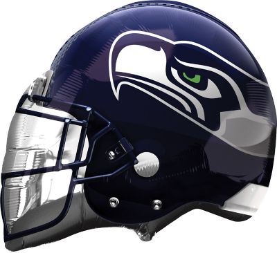 Seattle Seahawks Balloon - Helmet