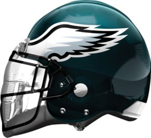 Philadelphia Eagles Balloon - Helmet