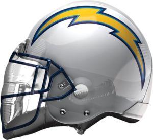 San Diego Chargers Balloon - Helmet