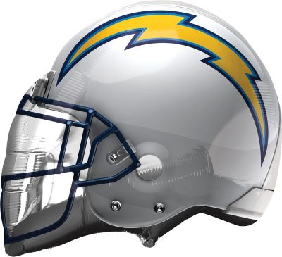 San Diego Chargers Balloon - Helmet