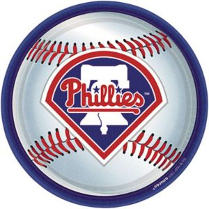 Philadelphia Phillies Lunch Plates 18ct