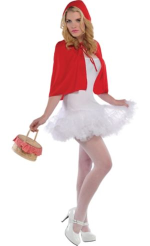 Adult Red Riding Hood Cape