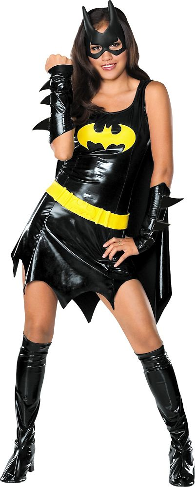 Teen Girls Batgirl Costume - Batman