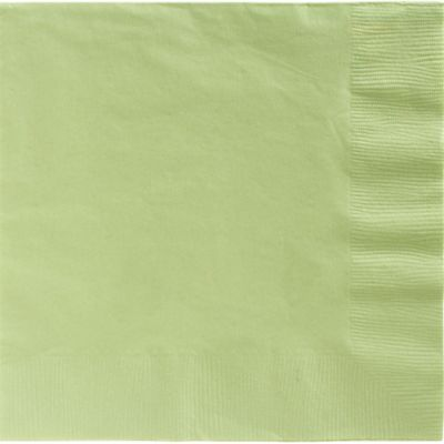 Leaf Green Dinner Napkins 20ct