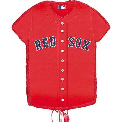 Pull String Boston Red Sox Pinata