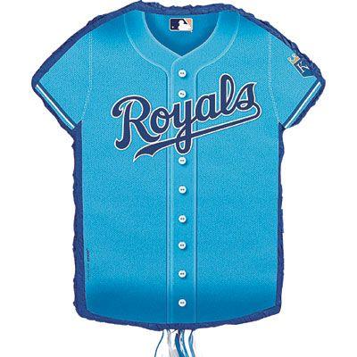 Pull String Kansas City Royals Pinata