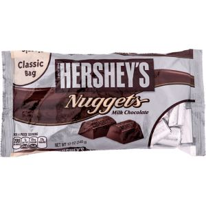Milk Chocolate Hershey's Nuggets 32ct