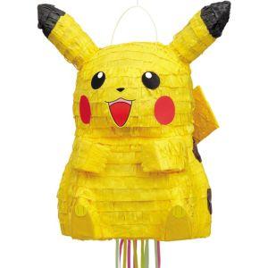 Pull String Pikachu Pokemon Pinata