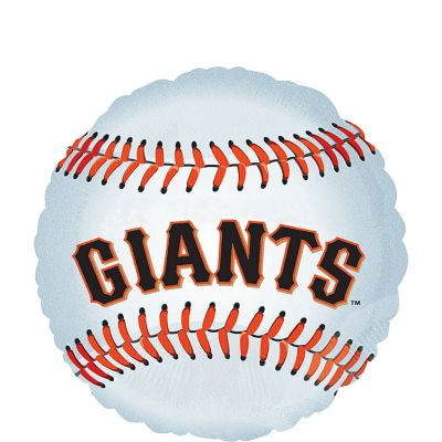 San Francisco Giants Balloon - Baseball
