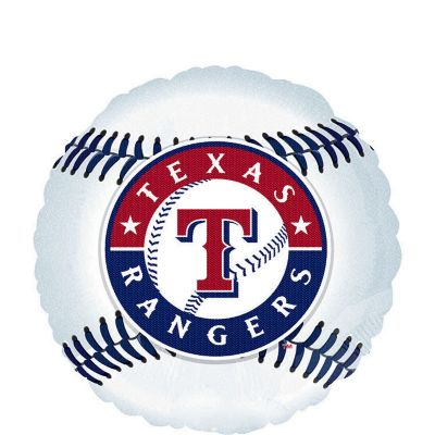 Texas Rangers Balloon - Baseball
