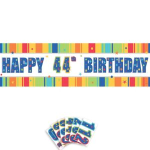 A Year to Celebrate Custom Banner 5 1/2ft