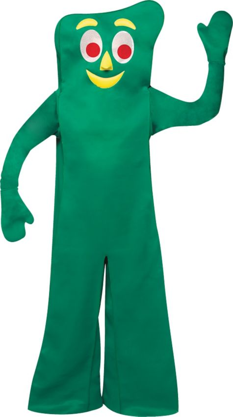 Gumby Halloween Costume Gumby Costume For Adults