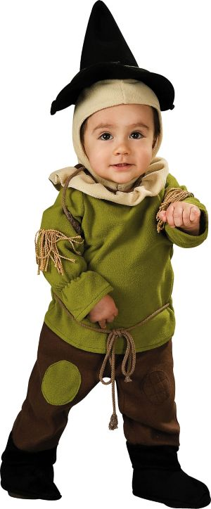 Baby Scarecrow Costume - Wizard of Oz