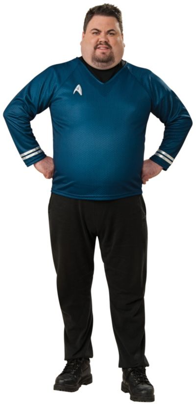 Adult Spock Costume Plus Size - Star Trek