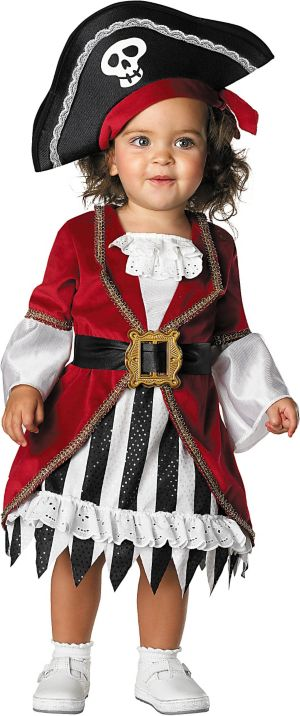 Baby Princess Pirate Costume