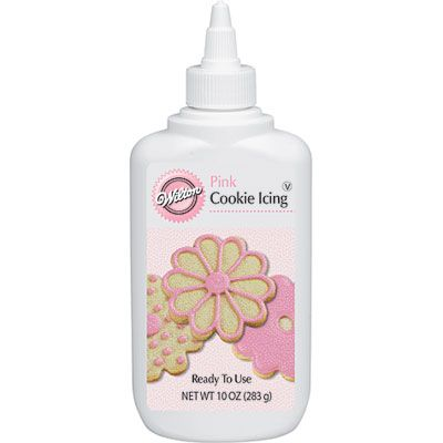 Pink Cookie Icing 10oz