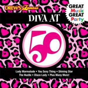 Diva At 50 Music CD