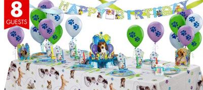 Party Pups Party Supplies Super Party Kit