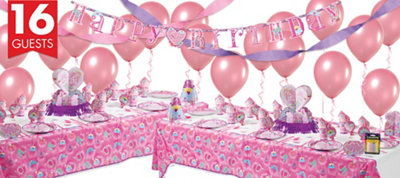 Princess Party Supplies Deluxe Party Kit
