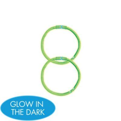 Green Glow Bracelets 2ct