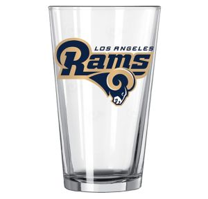 Los Angeles Rams Pint Glass