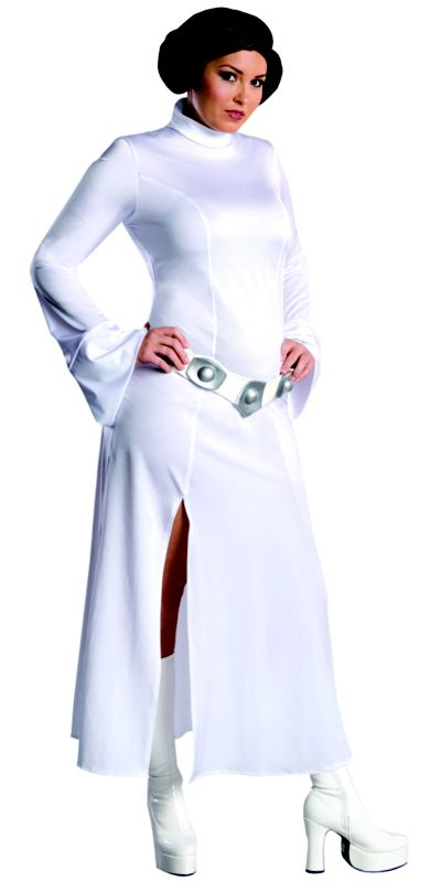 Adult Princess Leia Costume Plus Size - Star Wars
