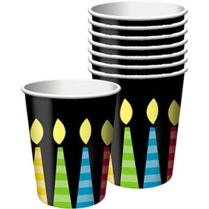 Great Birthday Cups 8ct