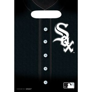 Chicago White Sox Favor Bags 8ct