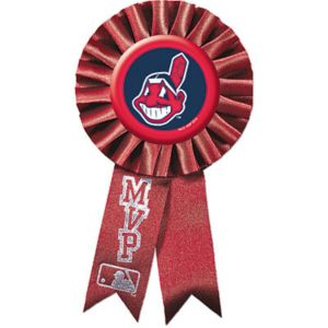 Cleveland Indians Award Ribbon