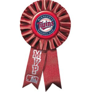 Minnesota Twins Award Ribbon