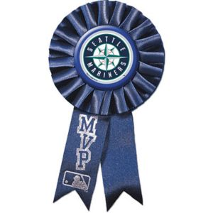 Seattle Mariners Award Ribbon