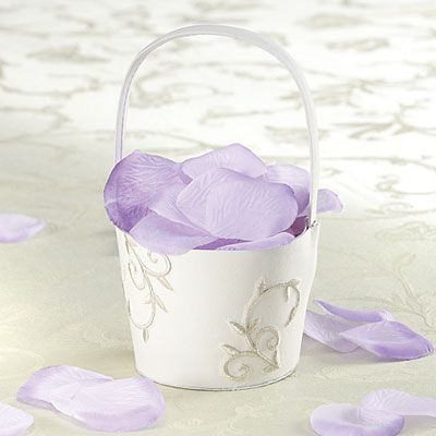 Eco Occasions Wedding Flower Girl Basket