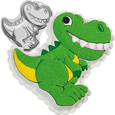 Dinosaur Cake Pan 13in