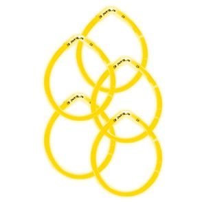 Yellow Glow Bracelets 5ct